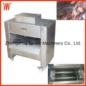 High Efficiency Chicken Duck Fish Poultry Cutting Dicing Machine pictures & photos