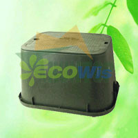 Plastic High Quality Irrigation Valve Box pictures & photos
