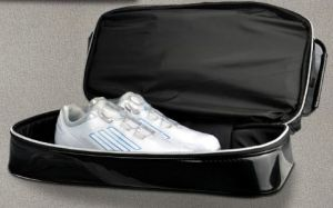 CB410 Crystal Material Golf Boston Bag pictures & photos