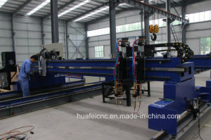 Heavy Duty CNC Plasma Cutting Machine with Plasma Source pictures & photos