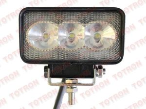 "LED Work Light (4"" 9W 9-32V Square-T1009)"