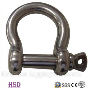 Ss316 Us Type Drop Forged G209 Shackle pictures & photos