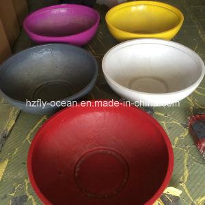 Fo-247 Bowl Shape Fiberglass Flower Pot pictures & photos