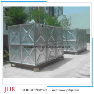 Hot Dipped Galvanized Water Pressure Tank pictures & photos