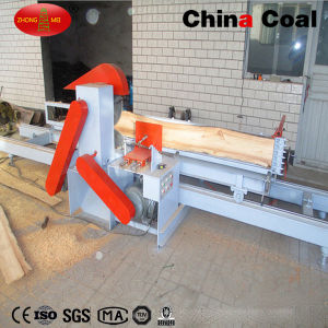 Round Wood Pendulum Saw Table pictures & photos