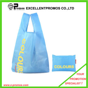 Promotinal Polyester Bag with Lamination Foldable for Shopper (EP-B0018-1) pictures & photos