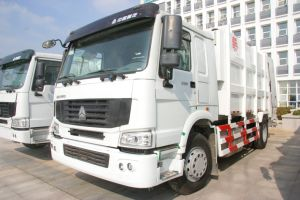 16m3 Garbage Truck pictures & photos