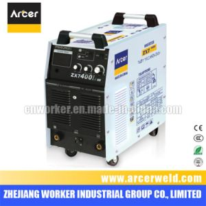 Three Phase IGBT Module Heavy Duty MMA Welding Machine pictures & photos