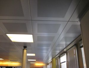 Aluminium Perforated Ceiling (GL-60601A) pictures & photos