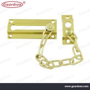Solid Brass Chain Door Guard, Door Hardware (303004) pictures & photos