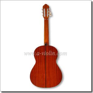 "39"" Solid Spruce/Cedar Top Handcraft Classical Guitar (ACM10) pictures & photos"