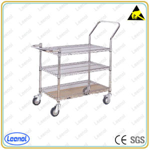Ati-Static Tool Trolley Cart Ln-606 pictures & photos