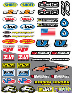 Customized Self Adhesive Vinyl Cars Sticker, Car Decal pictures & photos