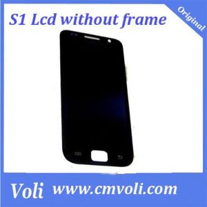 Mobile Phone LCD for Samsung Galaxy S1 I9000 LCD with Digitizer Touch Screen pictures & photos
