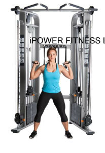 Dual Adjustable Pulley, Functional Trainer, Dual Pulley System, Dual Pulley pictures & photos