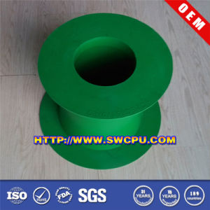 Custom Straight Multi-Convolute Rubber Bellows (SWCPU-R-M001) pictures & photos