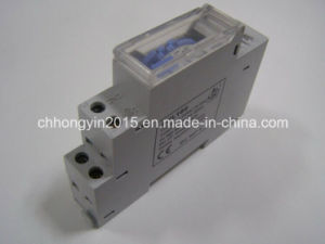 CE Approved Sul 180A 16A 24 Hour Time Switch pictures & photos