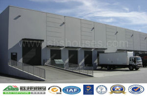 Rack Accessories Prefabricated Steel Structure Warehouse pictures & photos