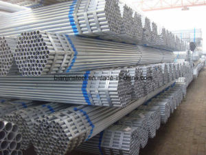 Construction Use Galvanized Steel Pipe pictures & photos