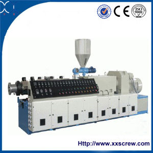 High Nitriding Plastic Tube/Pipe Extrusion Machine pictures & photos