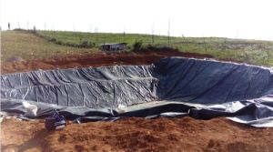 Fish Farming Pond Pools Liner HDPE Geomembrane pictures & photos
