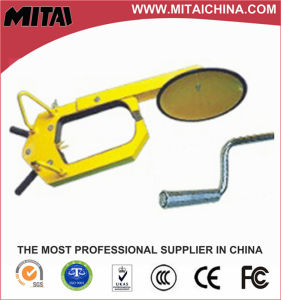 Anti-Theft 2.5 Thickness Car Tyre Clamp (CLS-01D)