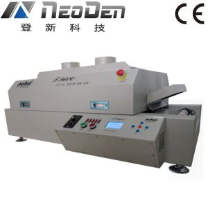 SMD Production Line, Reflow Oven T-960e, Reflow Soldering Machine pictures & photos