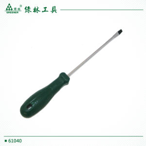 Screwdriver Factory with Slotted, Phillips or Triangle Head, OEM pictures & photos