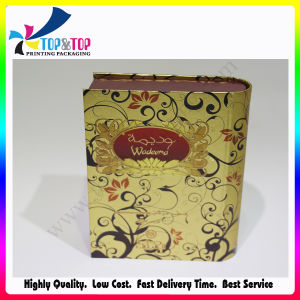 Luxury Printing Magnet Open Box for Perfume Products pictures & photos