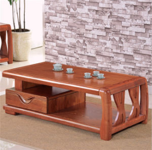 New Design Solid Ash Wood Tea or coffee Table