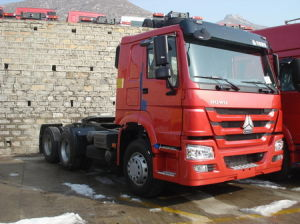 HOWO 6X4 Tractor Truck Zz4257n3247c1 pictures & photos