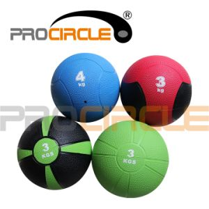 Custom High Bouncing Rubber Medicine Ball pictures & photos