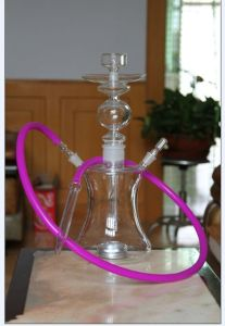 Russia Hookah Glass, Factory Price, with LED Light pictures & photos