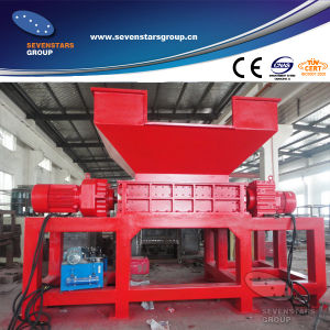 Double Shaft Paper Shredder / Carton Shredder / Paper Recycling Machine pictures & photos