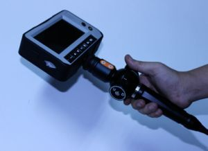 8.0mm Handheld Industrial Videoscope with 4-Way Articulation, 5.0′′ TFT LCD, 5.0m Testing Cable pictures & photos