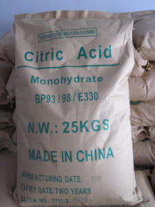 Food Grade Citric Acid Anhydrous (CAS No: 77-92-9) pictures & photos