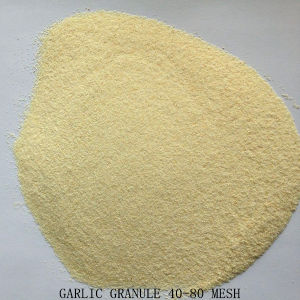Dried Garlic Granule with Brc & Gap pictures & photos