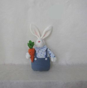 Easter Decoration Boy and Girl Bunny Home -2 Asst pictures & photos