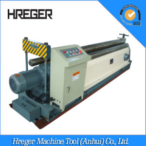 12mm Thickness Steel Plate Bending Roll Machine pictures & photos