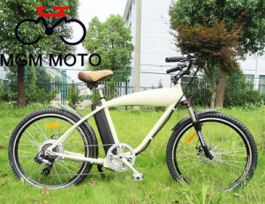 Harley New Model Fat Tire Mountain Electric Bike pictures & photos