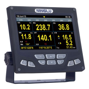 Navigation Monitor Wind/ Depth/ GPS/ Heading/Speed Combined Repeater / Slaves pictures & photos