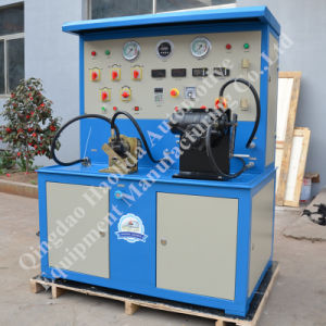 Test Rig of Hydraulic Traversing Mechanism pictures & photos