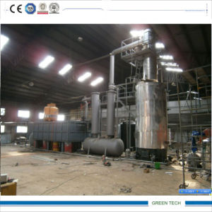 Waste Lubrication Oil Refinery Plant to Diesel pictures & photos