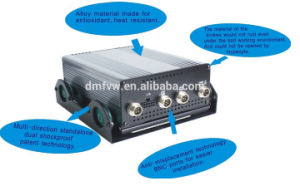 Car Realtime Tracking Mobile 3G GPS DVR pictures & photos