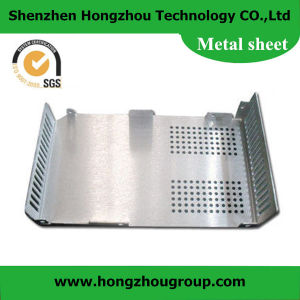 High Precision Sheet Metal Fabrication Plate Parts for Custom Processing pictures & photos