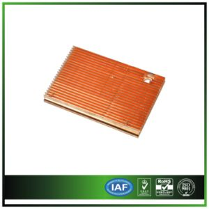 China Manufacturer, Copper Skiving Fin Heat Sink pictures & photos