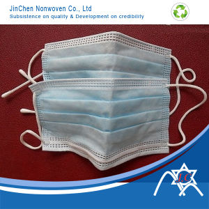 PP Spunbond Nonwoven Fabric for Gauze Mask pictures & photos