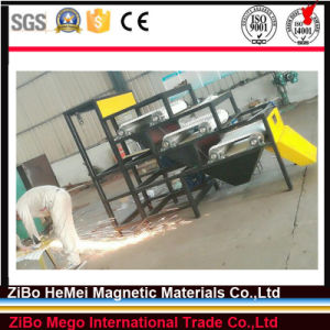 Dry High Intensity Magnetic Separator for Silica Sand pictures & photos