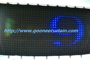 Special Stage Lighting for Background LED Display Curtain