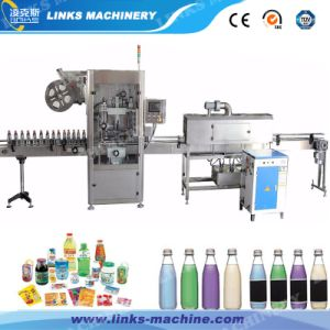 3000-9000bph Bottle Sleeve Label Shrink Machine pictures & photos